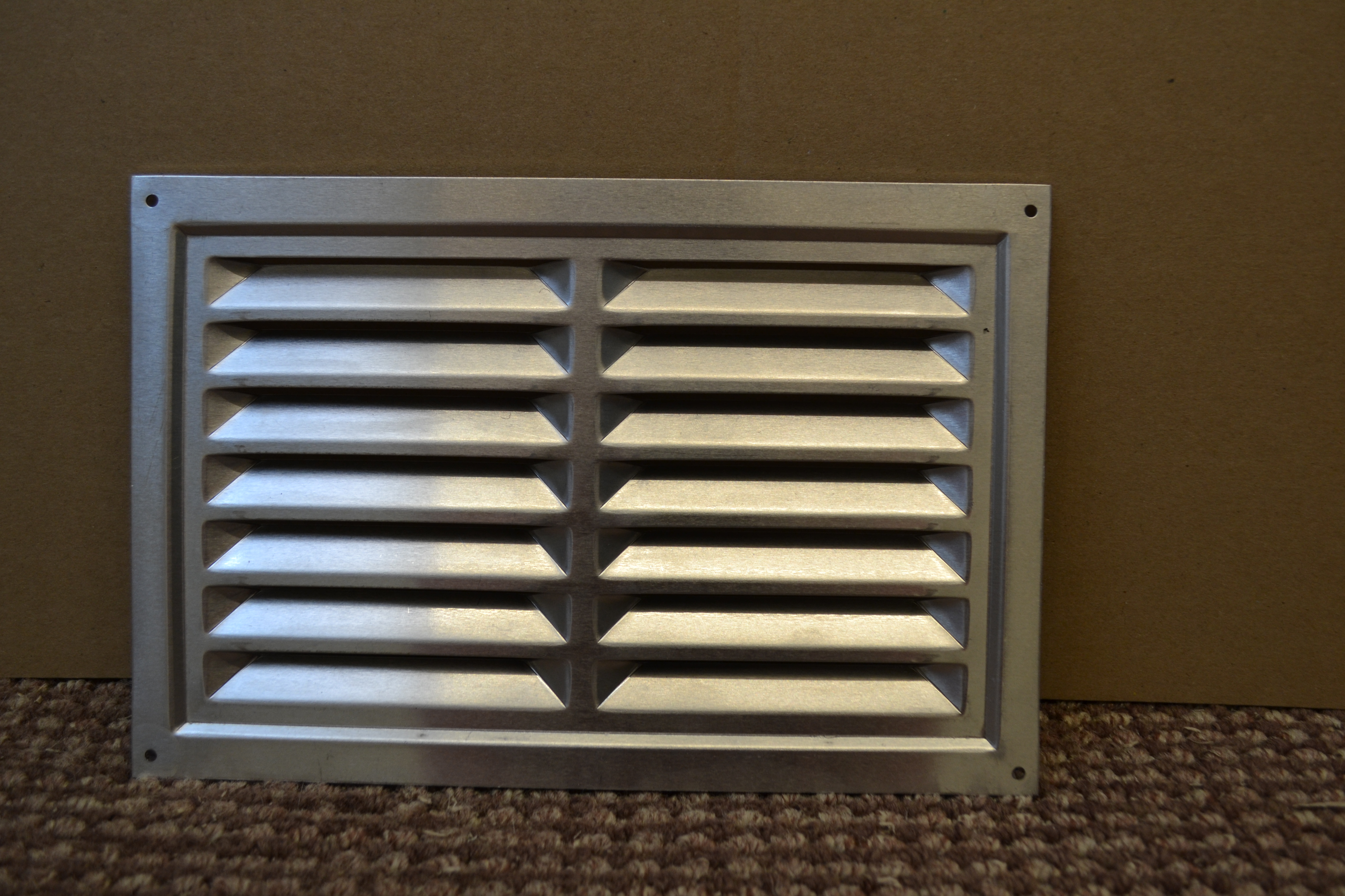 steel warm air heating and ventilation grilles | kenworth h&v