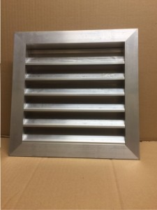 aluminium external weather louvres kenworth h v. Black Bedroom Furniture Sets. Home Design Ideas